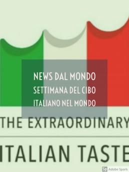 Settimana Del Cibo Italiano Nel Mondo